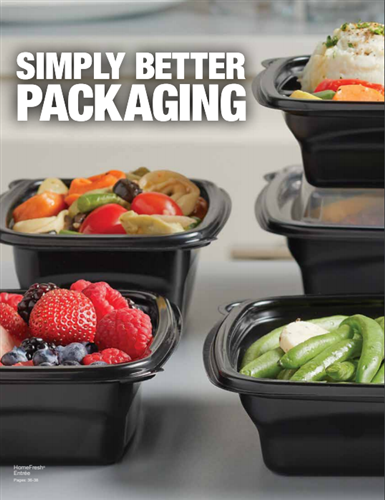 Placon Food Packaging Catalog