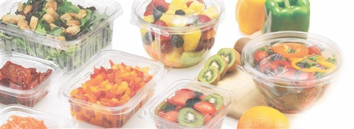 Clear Containers by Inline Plastics