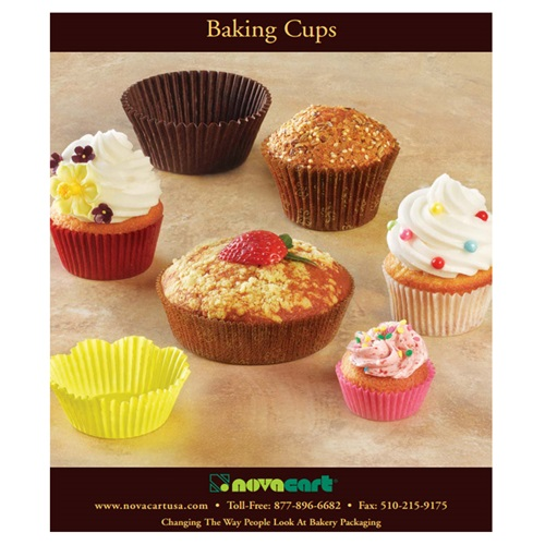 Novacart Baking Cups
