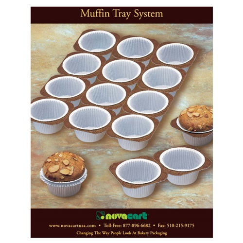 Novacart Muffin Tray System
