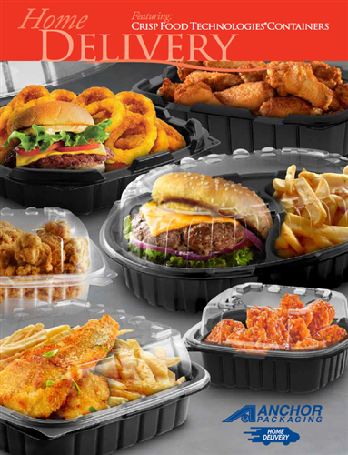 Crisp Food Technologies® Containers