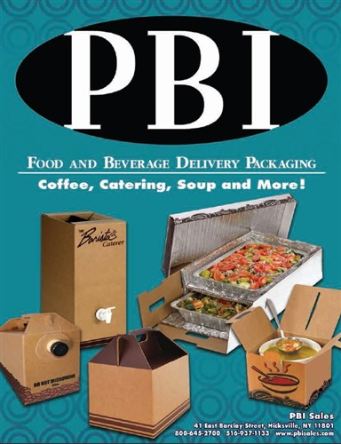 PBI Food and Beverage Delivery Package
