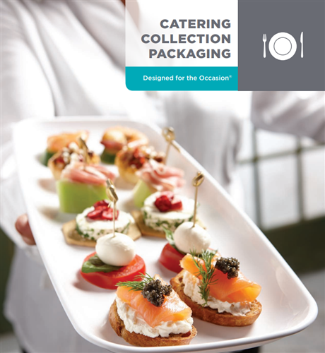 Sabert Spring 2020 Catering Collection
