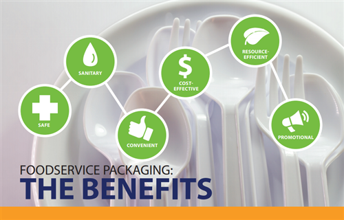 Foodservice Packaging: The Benefits
