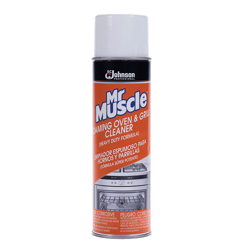 SCJPro Mr Muscle Foaming Oven & Grill Cleaner