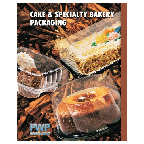 Pactiv Cake & Specialty Bakery Packaging
