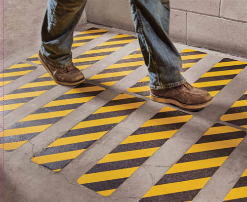 3M Safety-Walk Slip-Resistant Tapes & Treads