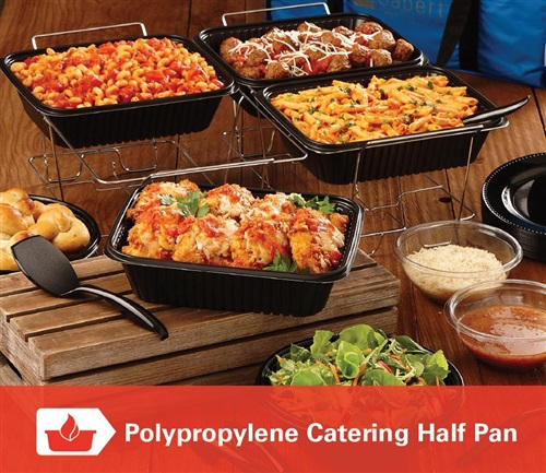 Sabert Polypropylene Catering Half Pan
