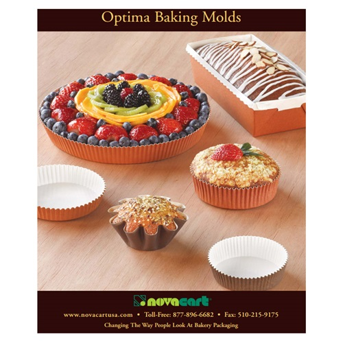 Novacart Optima Baking Molds