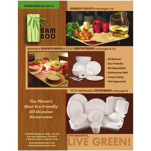 Bamboo Studio Food Service & Catering Products