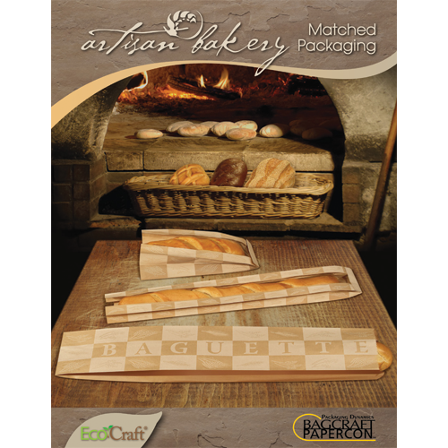 Bagcraft Artisan Matched Bakery Packaging