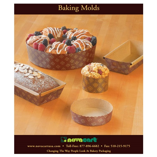Novacart Baking Molds