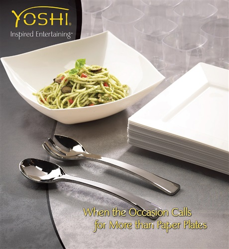 YOSHI Inspired Entertaining